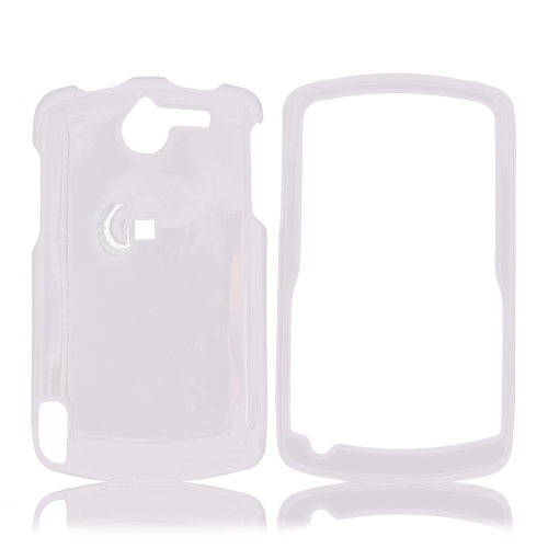 HP IPAQ Glisten Hard Case - Transparent Smoke