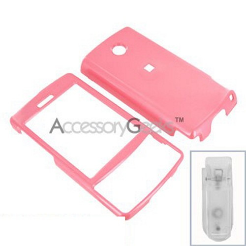 HTC Diamond Hard Case - Baby Pink