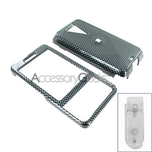 HTC Fuze Hard Case - Carbon Fiber