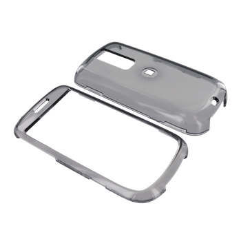 T-Mobile MyTouch 3G Hard Case - Transparent Smoke
