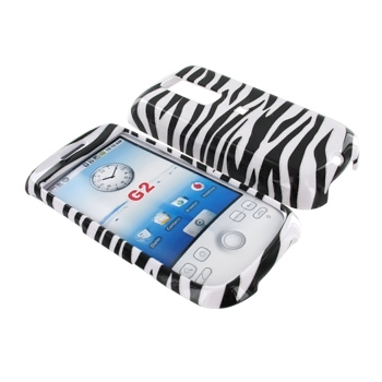 T-Mobile MyTouch 3G Hard Case - Zebra