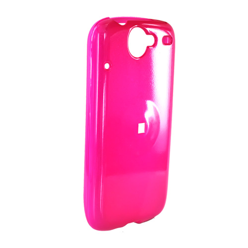 Google Nexus One Hard Case - Hot Pink