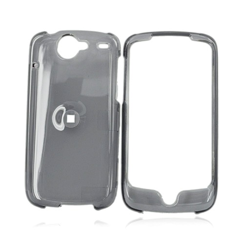 Google Nexus One Hard Case - Transparent Smoke