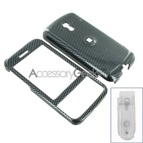 HTC Touch Pro Hard Case - Carbon Fiber