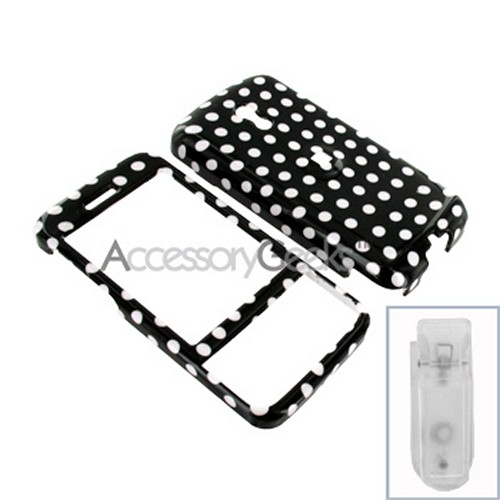 HTC Touch Pro Hard Case - Polka Dots