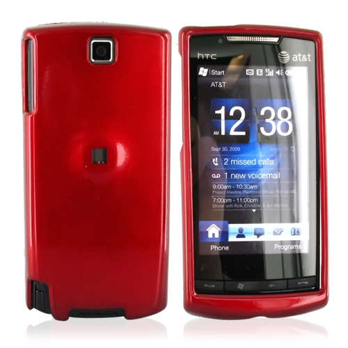 HTC Pure Hard Case - Red