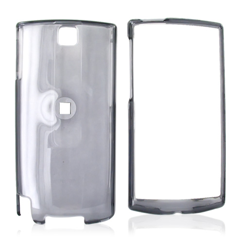AT&T HTC Pure Hard Case - Transparent Smoke