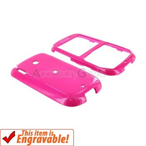 HTC Snap S511 Hard Case - Hot Pink
