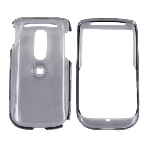 TMobile Dash 3G Hard Case - Transparent Smoke