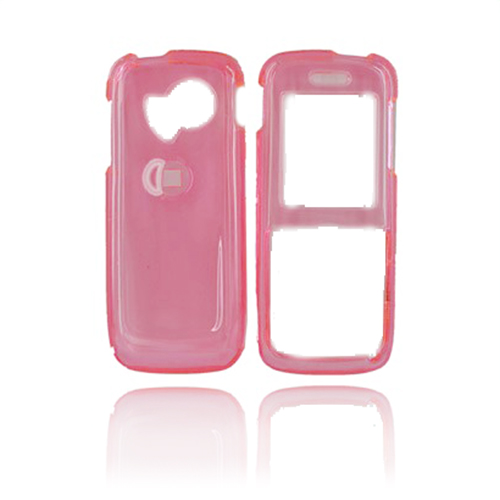 Huawei M228 Hard Case -Transparent Pink
