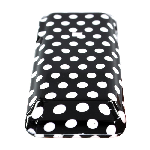 Kyocera Domino S1310 Hard Case - Polka Dots