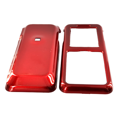 Kyocera Domino S1310 Hard Case - Red