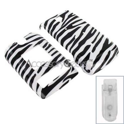 LG Wave Hard Case - Zebra