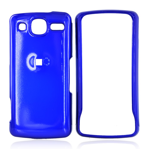 LG Expo GW820 Hard Case - Blue