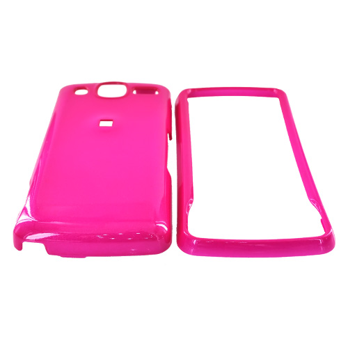 LG Expo GW820 Hard Case - Hot Pink