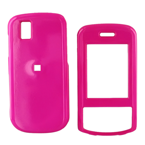 LG Shine II GD710 Hard Case - Hot Pink