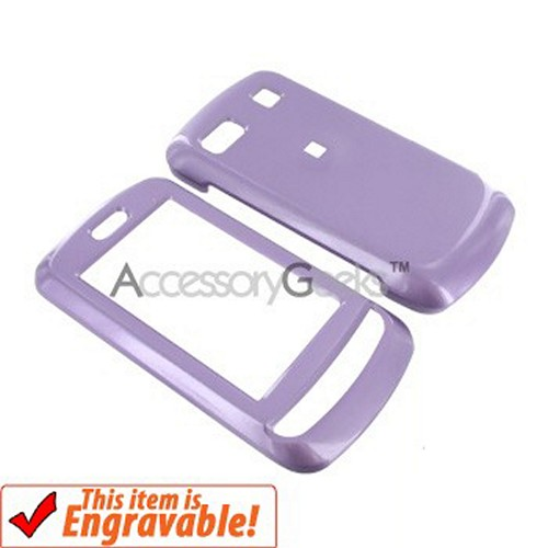 LG Xenon Hard Case - Light Purple