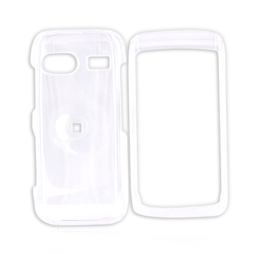 LG VU PLUS GR700 Hard Case - Transparent Clear