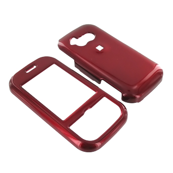 LG Neon GT365 Hard Case - Red