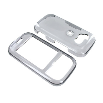 LG Neon GT365 Hard Case - Transparent Smoke