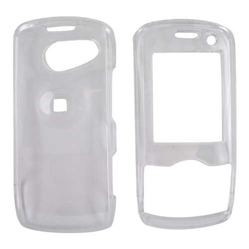LG LX370 Hard Case - Transparent Clear