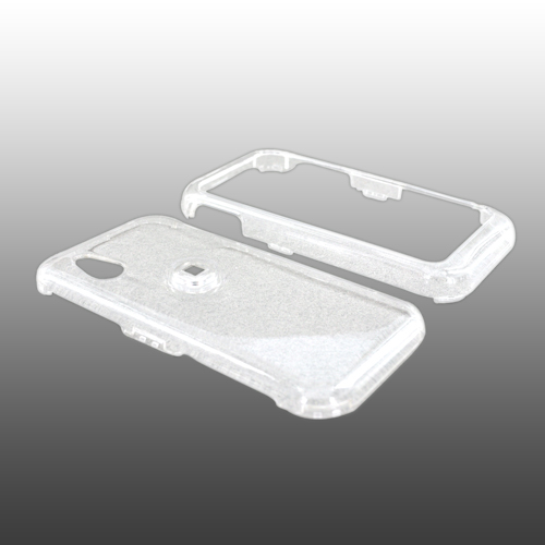 LG Opera TV Hard Case - Transparent Clear