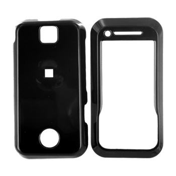 Motorola Rival A455 Hard Case - Black