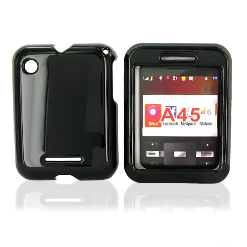 Motorola Murano A45 Hard Case - Black