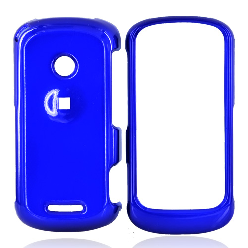 Motorola Crush W835 Hard Case - Blue