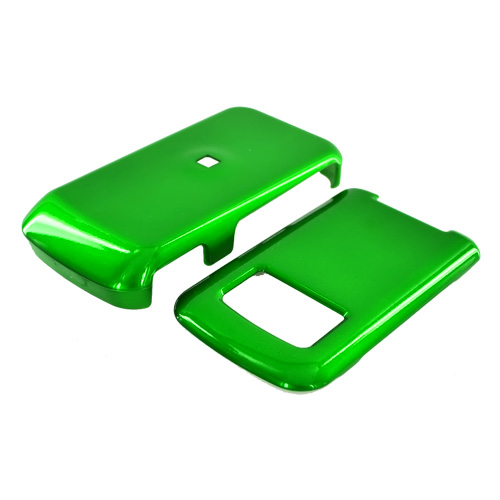Motorola i410 Hard Case - Green