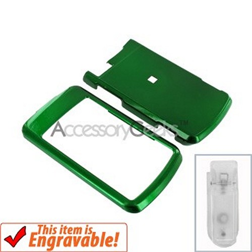 Motorola Stature i9 Hard Case - Green