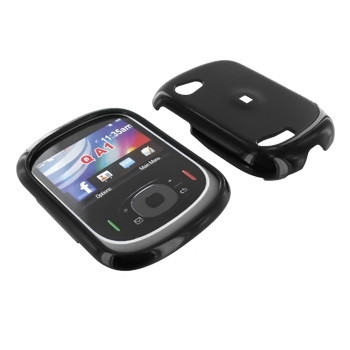 Motorola Karma QA1 Hard Case - Black