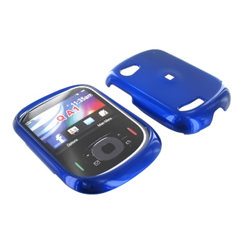 Motorola Karma QA1 Hard Case - Blue