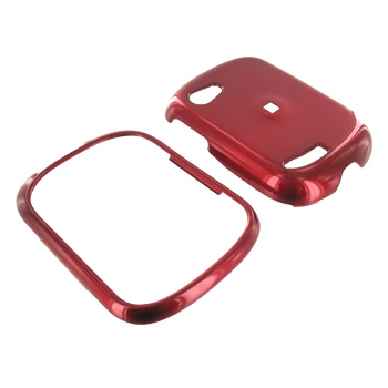 Motorola Karma QA1 Hard Case - Red