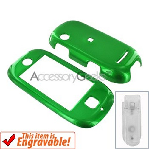 Motorola Evoke QA4 Hard Case - Green