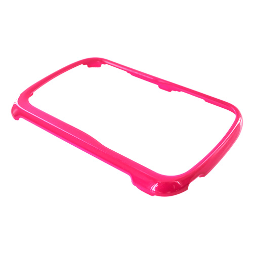 Motorola QX404 Hard Case - Hot Pink