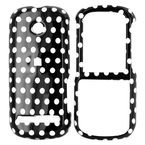 Motorola VE440 Hard Case - Polka Dots
