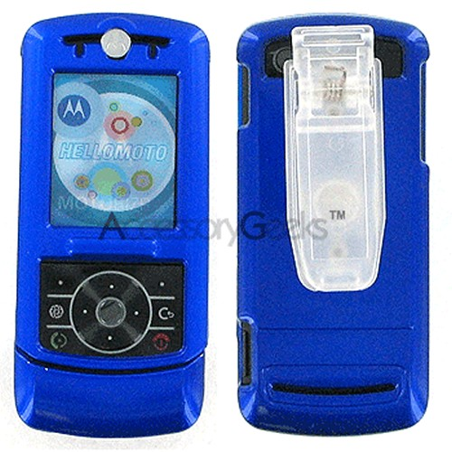 Motorola RIZR Z3 Protective Hard Case - Honey Blue