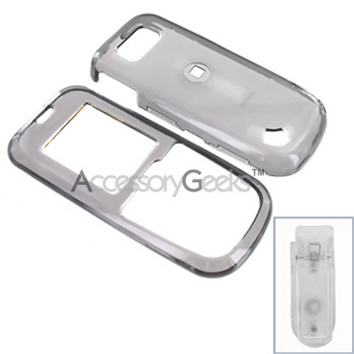 Nokia 2600 Classic Hard Case - Transparent Smoke