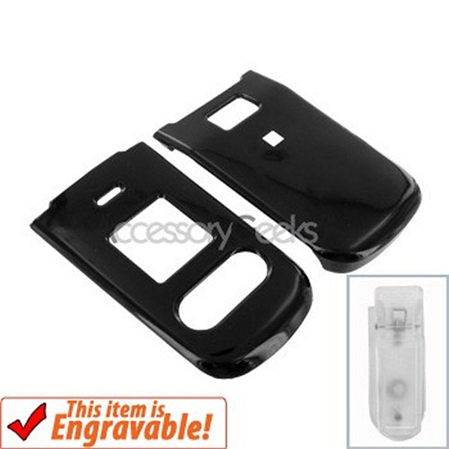 Nokia 3606 Hard Case - Black