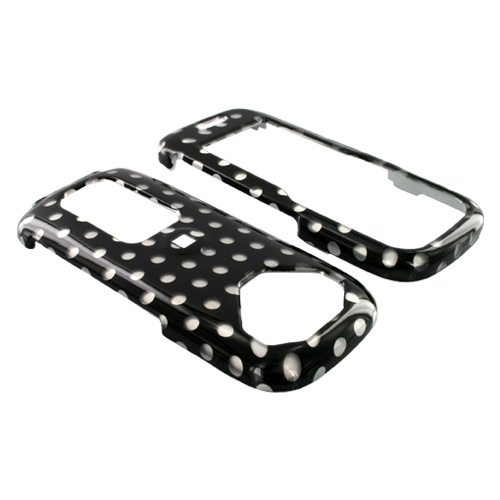 Nokia XpressMusic 5130 Hard Case - Polka Dots