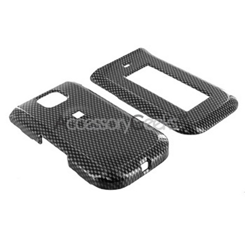 Nokia Intrigue 7205 Hard Case - Carbon Fiber