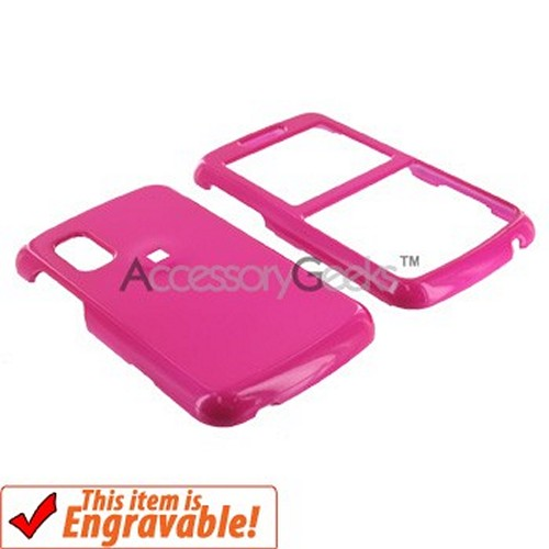 Samsung Magnet A257 Hard Case - Hot Pink