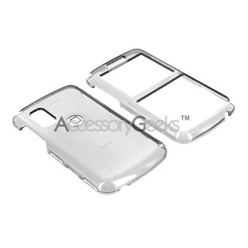 Samsung Magnet A257 Hard Case - Transparent Smoke
