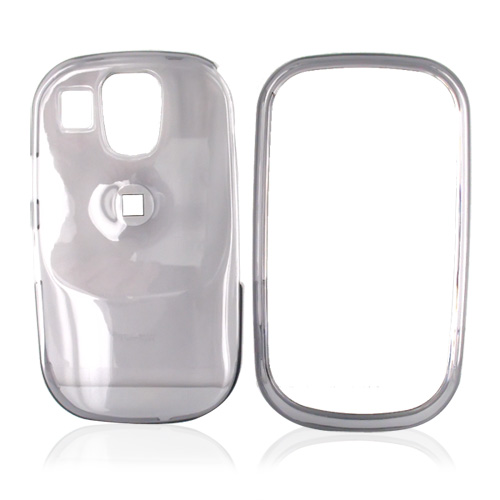 Samsung Flight A797 Hard Case - Transparent Smoke