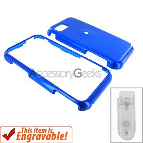 Samsung Eternity Hard Case - Blue