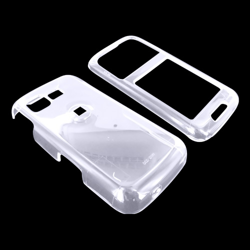 Samsung M330 Hard Case - Transparent Clear