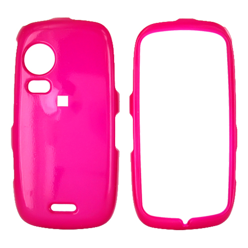 Samsung Instinct HD M850 Hard Case - Hot Pink