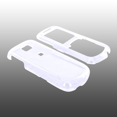 Samsung Stunt R100 Hard Case - Transparent Clear