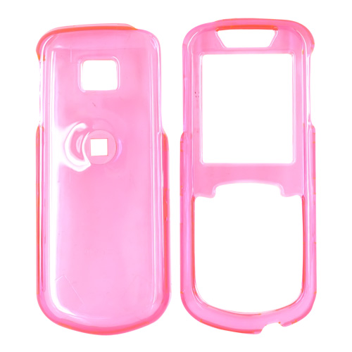 Samsung Stunt R100 Hard Case - Transparent Pink